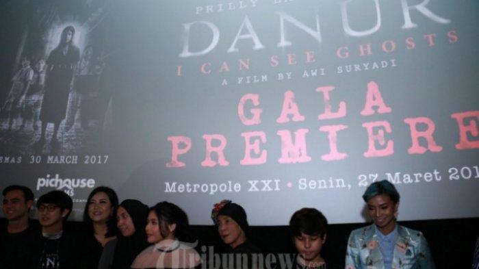Malam Ini Movievaganza Trans7, Film Danur, Kisah Prilly Latuconsina dan Para Sahabat tak Kasat Mata