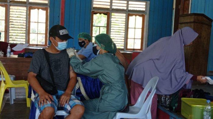 UPDATE Virus Corona di Malinau, Vaksinasi Covid-19 Baru 25 Persen, Bertahap untuk Dosis Dua
