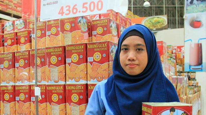 Sampai 17 Juni Biskuit Di Lotte Mart Turun Harga Tribun Kaltim