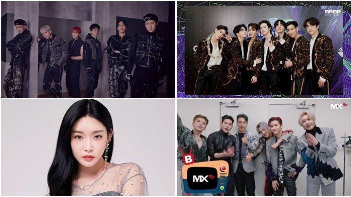 MAMA 2019 Panen Kritikan dari EXO-L, Penggemar GOT7, MONSTA X dan Chungha, Tuntut Mnet Minta Maaf
