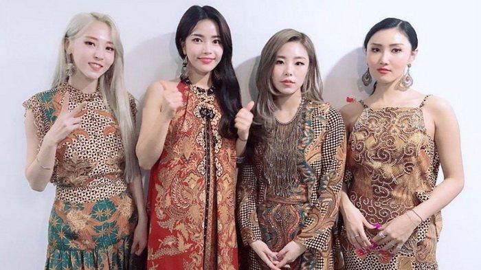 Berkali-kali ke Indonesia, Member Mamamoo Ketagihan Makan Nasi Goreng