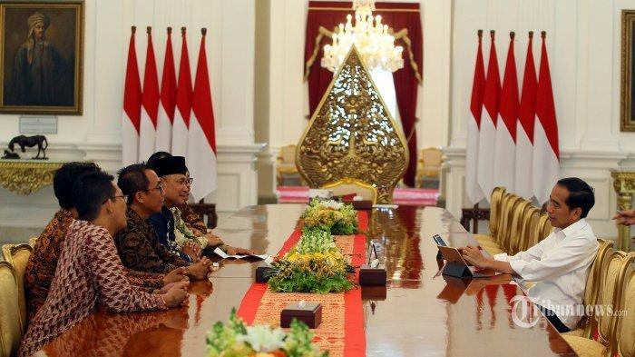 Terpilih Kedua Kali, Jokowi Pegang Pepatah Agung Leluhur, Sakti Tapi Tak Membunuh, Ini Maknanya