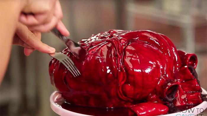 Hmm, Kue Jantung Manusia 'Berdarah' Untuk Merayakan Hari Valentine - manca_kue-jantung_20160214_154542.jpg