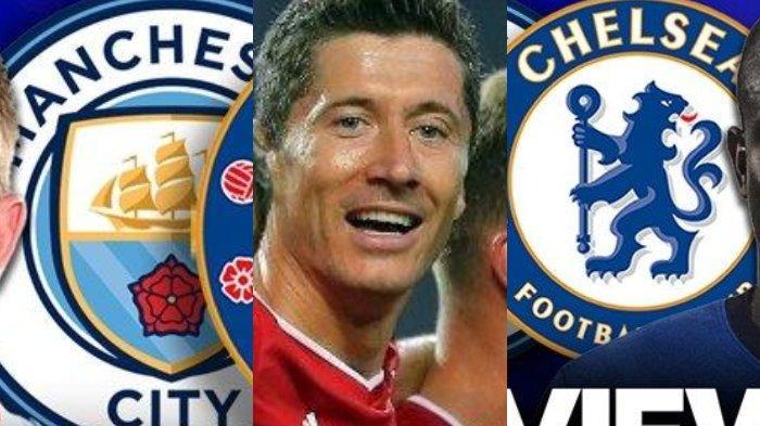 Update Liga Inggris Man City vs Chelsea, Berebut Liga Champions dan Lewandowski, Munchen Buka Harga