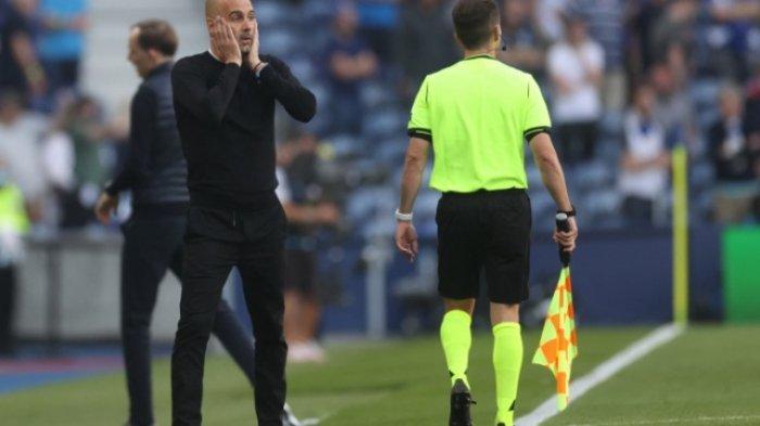Manchester City Gagal Jadi Juara Liga Champions, Mantan Pelatih AC Milan Salahkan Pep Guardiola
