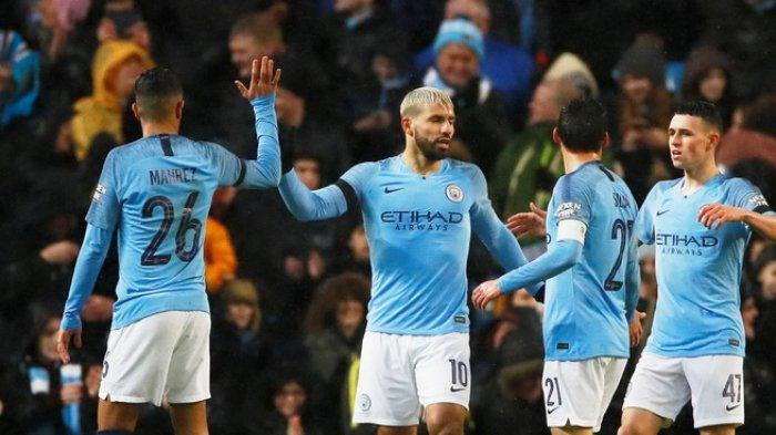 Hasil Piala FA Manchester City vs Burnley Skor 5-0, Pep Guardiola Turunkan Pemain Utama The Citizens