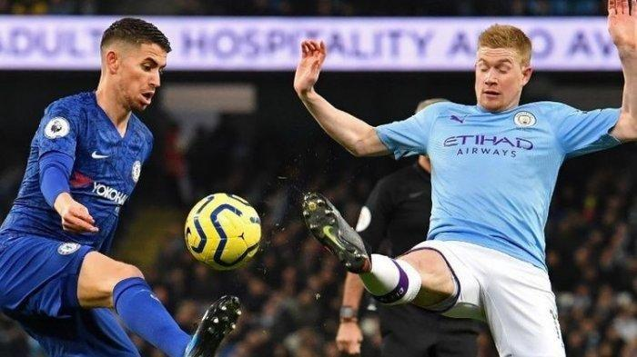Jadwal Final Liga Champions, Manchester City vs Chelsea, The Citizens Dibayangi Rekor Buruk