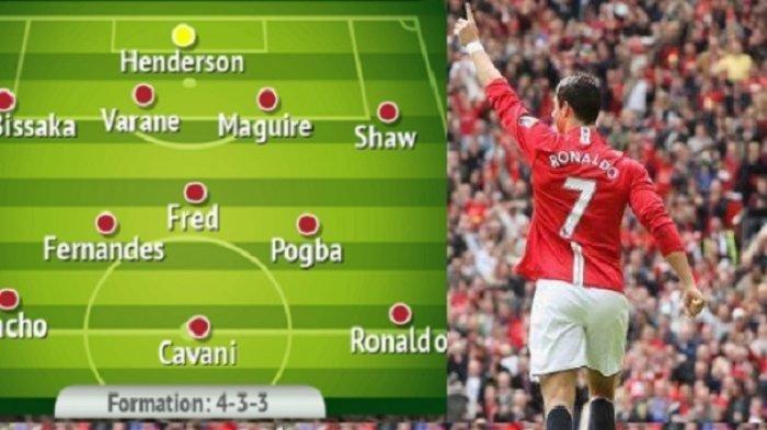 Jadwal Liga Inggris Malam Ini, Debut Cristiano Ronaldo Bersama Manchester United Lawan Newcastle