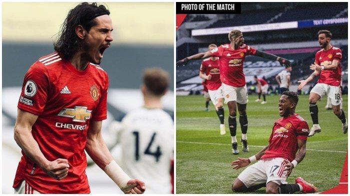 Hasil Liga Inggris & Klasemen, Manchester United Jaga Asa di Jalur Juara, Arsenal 3 Gol Tanpa Balas