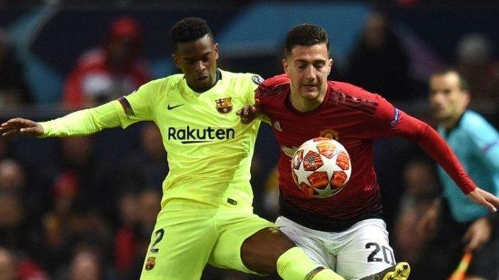 Jelang Liga Italia, Nasib Bek Portugal Menggantung, AC Milan Masih Dicuekin Manchester United
