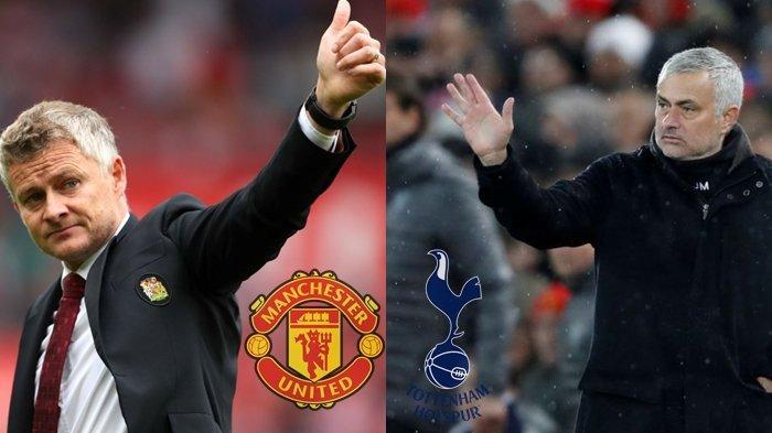 Big Match Man United vs Tottenham, Reuni Jose Mourinho hingga Penentuan Nasib Ole Gunnar Solskjaer