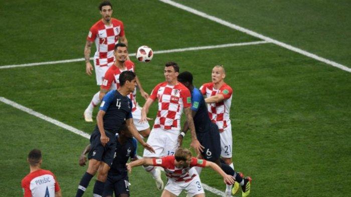 Gol Bunuh Diri Mandzukic Pertajam Catatan Unik Piala Dunia 2018