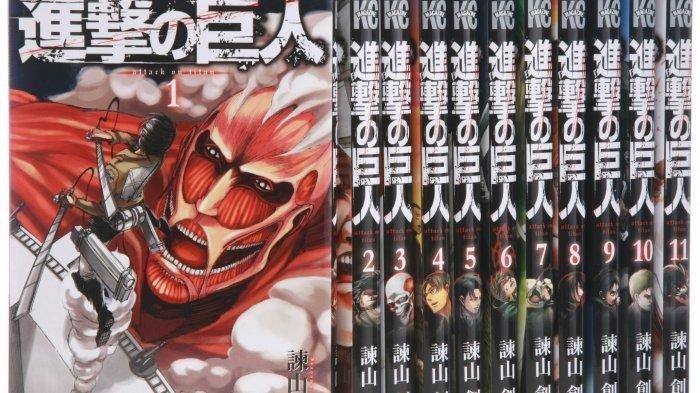 Manga Attack On Titan Chapter 138, Pertarungan Sengit Eren, Mikasa Masuki Tubuh Titan, Jadwal Rilis