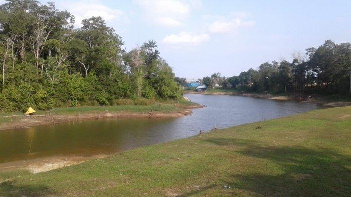 Bendungan Sepaku Penajam Jamin Pasokan Air Bersih, Siasat Musim Kemarau di Lokasi Ibu Kota Baru