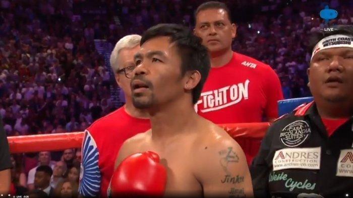 Jadwal Siaran Langsung Manny Pacquiao vs Errol Spence Jr, Laga Diprediksi tak Tuntas 12 Ronde