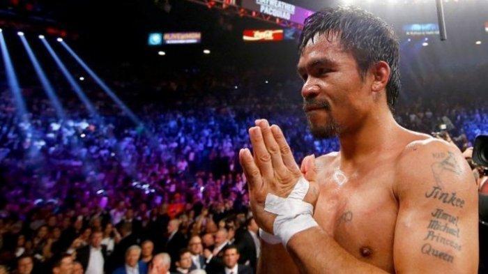 Jam Tayang Manny Pacquiao vs Errol Spence Jr, Pac-Man Bisa Buat Lawan Frustasi
