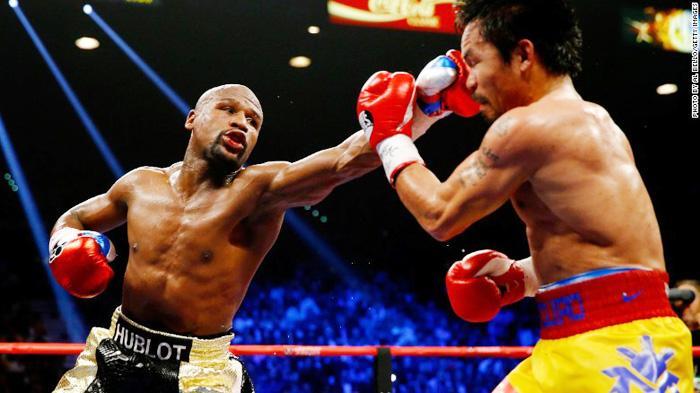 Manny ''Pac-Man'' Pacquiao: Saya Punya Urusan yang Belum Selesai dengan Mayweather