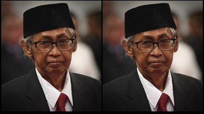 KABAR DUKA Artidjo Alkostar Meninggal, Mahfud MD: Almarhum Hakim Agung Berjuluk Algojo Para Koruptor