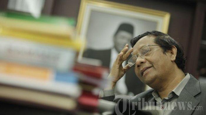 Janji Tak Terwujud, Mahfud MD Pernah Kecewa soal Kursi Menteri, Tapi Sebut Ada Hikmah Dibaliknya