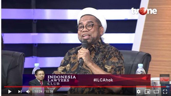 Di ILC, Ali Ngabalin Skakmat Geisz Chalifah, Beber Jokowi Musuhi Anies, Karni Ilyas Tak Tinggal Diam