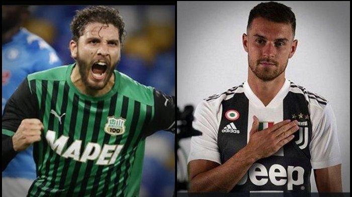 BURSA TRANSFER Liga Italia: Juventus Lepas Ramsey, Locatelli Abaikan Real Madrid Pilih Bianconeri