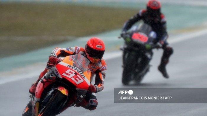 LENGKAP Jadwal MotoGP 2021 di Trans7 dan Klasemen,Kenangan Buruk Marquez di Aragon Bakal Terulang?
