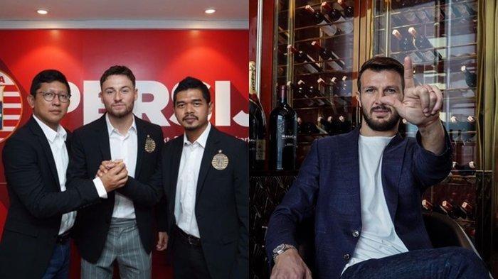 Marc Klok Siap Latihan Perdana Bareng Persija Jakarta, Eks Juventus Marco Motta Kapan?