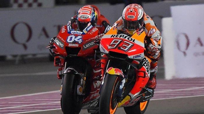 BERLANGSUNG Live Streaming MotoGP Jepang Marc Marquez Dihantui Mitos Pole Position di Sirkuit Motegi