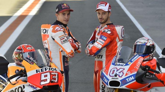 UPDATE Jadwal MotoGP 2021 - Tak Kunjung Pulih, Honda Siapkan Andrea Dovizioso Gantikan Marc Marquez?