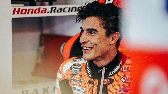 Jadwal MotoGP Spanyol 2021, 2 Rider Ini Bikin Nyali Marc Marquez Ciut, Ada yang Terlempar Depan Mata