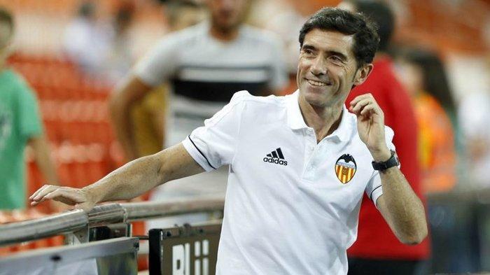 Mengejutkan, Valencia Pecat Pelatih yang Bawa Tim Raih Juara Copa del Rey Kalahkan Barcelona
