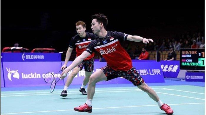 LINK LIVE STREAMING INDONESIA OPEN 2019 - Pertandingan Final Berlangsung Seru, Tayang Sekarang