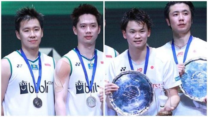 Marcus/Kevin Belum Pernah Menang, Pelatih Indonesia Memuji: Watanabe Ditekan bisa Menyerang Balik