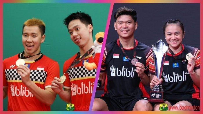 Rekap Hasil Denmark Open 2019 Sama-sama 3 Wakil di Final, Indonesia Raih 2 Gelar, China Tanpa Gelar