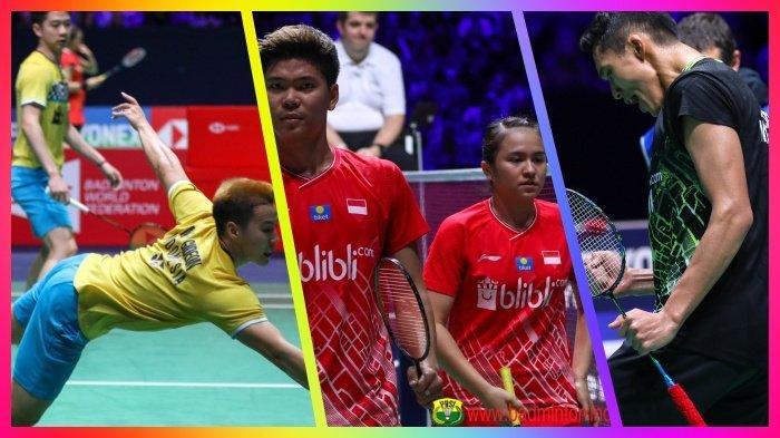 Jadwal Live & Link Live Streaming Badminton Hari Ini Final French Open 2019 Asa 3 Wakil Indonesia