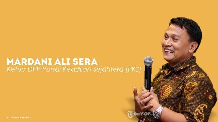 PKS Belum Sumbang Rupiah di Kampanye Prabowo-Sandi, Mardani Sebut Sudah Bantu Pasang Peraga Kampanye