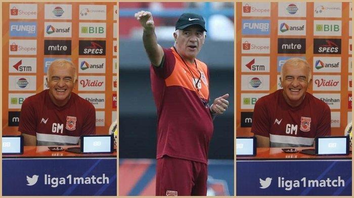 Ini Tanda Mario Gomez Sah Latih Arema FC di Liga 1 Musim Depan, Boyong Pemain Borneo FC dan Persib