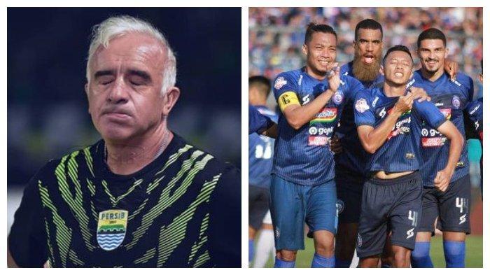 Gelar Latihan Ala Militer, Mario Gomez Kembalikan Karakter Arema FC yang Hilang, Pemain Kena Denda