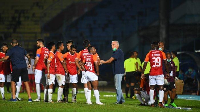 Borneo FC Samarinda Kalah Telak dari Persija dalam Piala Menpora, Pelatih Mario Gomez Angkat Bicara