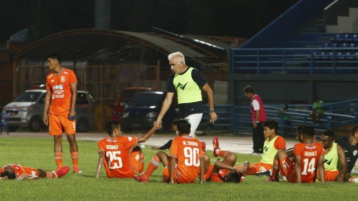 Keberhasilan Regenerasi Pemain Borneo FC Terbukti Saat Tumbangkan Persija Jakarta