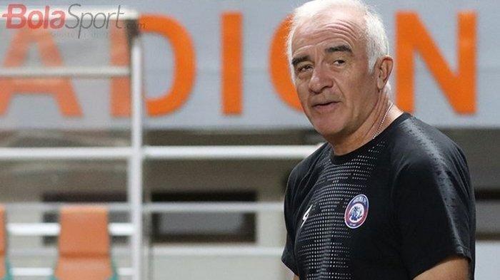 Mario Gomez Calon Pelatih Borneo FC,  Pilih Mundur dari Arema FC dan Kini Berada di Samarinda