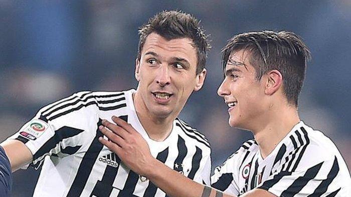 Andai Gagal Gaet Zlatan Ibrahimovic, AC Milan Alihkan Target ke Striker Juventus Rekan Luka Modric