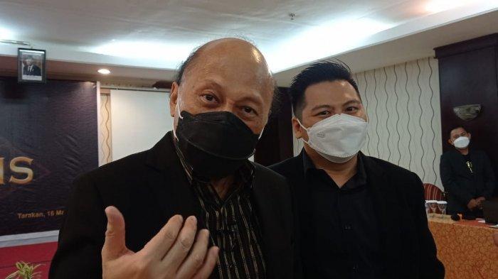Seminar Bisnis di Tarakan, Mario Teguh Mengajak Peserta Menjadi Pribadi yang Selalu Bersyukur