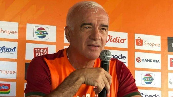 Dirumorkan Bakal Hijrah dari Borneo FC ke Arema FC, Mario Gomez Angkat Bicara: Yang Penting Bekerja