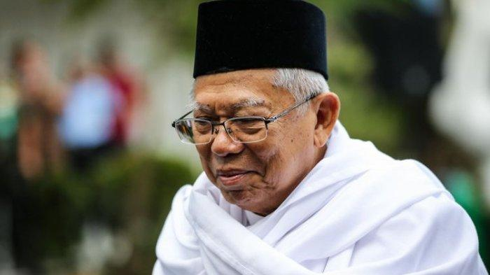 Masuk Tahap Uji Klinis, Wapres Maruf Amin Sebut Vaksinasi Covid-19 Sejalan dengan Ajaran Islam