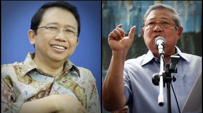 LEMBEK! Mantan Sekjen Partai Demokrat Sebut Sikap SBY Normatif, Akui Bisa Lebih Keras dari Ayah AHY