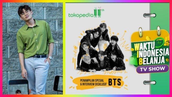 Mas Hansol Jadi Trending Topic, YouTuber Korea yang Medok Diminta Jadi MC Acara BTS X Tokopedia