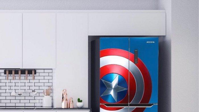 Gebrak Industri Home Appliances, Modena Hadirkan Produk Marvel Edisi Terbatas