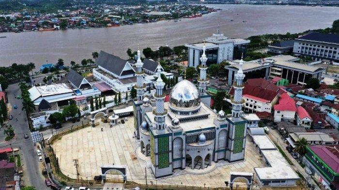 Cegah Covid-19, Masjid Pemprov Kaltim Belum Akan Dipasangi AC dan Sajadah