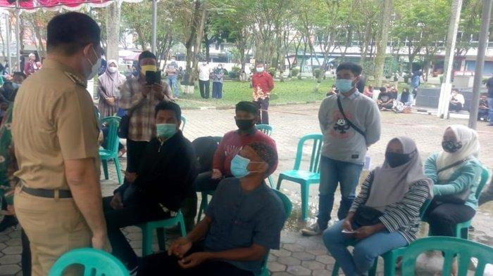 Yayasan Masjid Raya Darussalam Samarinda Terima Apapun Jenis Vaksin Covid-19